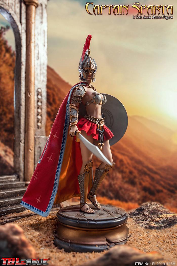 TBLeague - 1/12 Captain Sparta