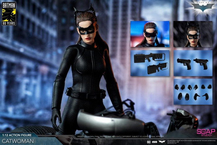 Soap Studio - 1/12 The Dark Knight: Catwoman