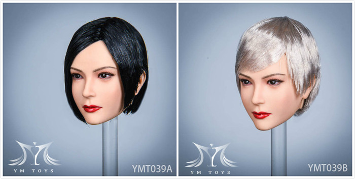 YM Toys - Female Headsculpt Ada