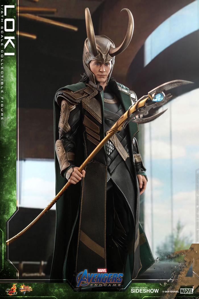 Hot Toys - Avengers: Endgame - Loki