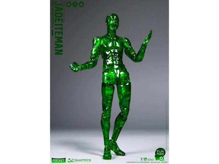 DAM Toys - 1/12 Jadeite Man