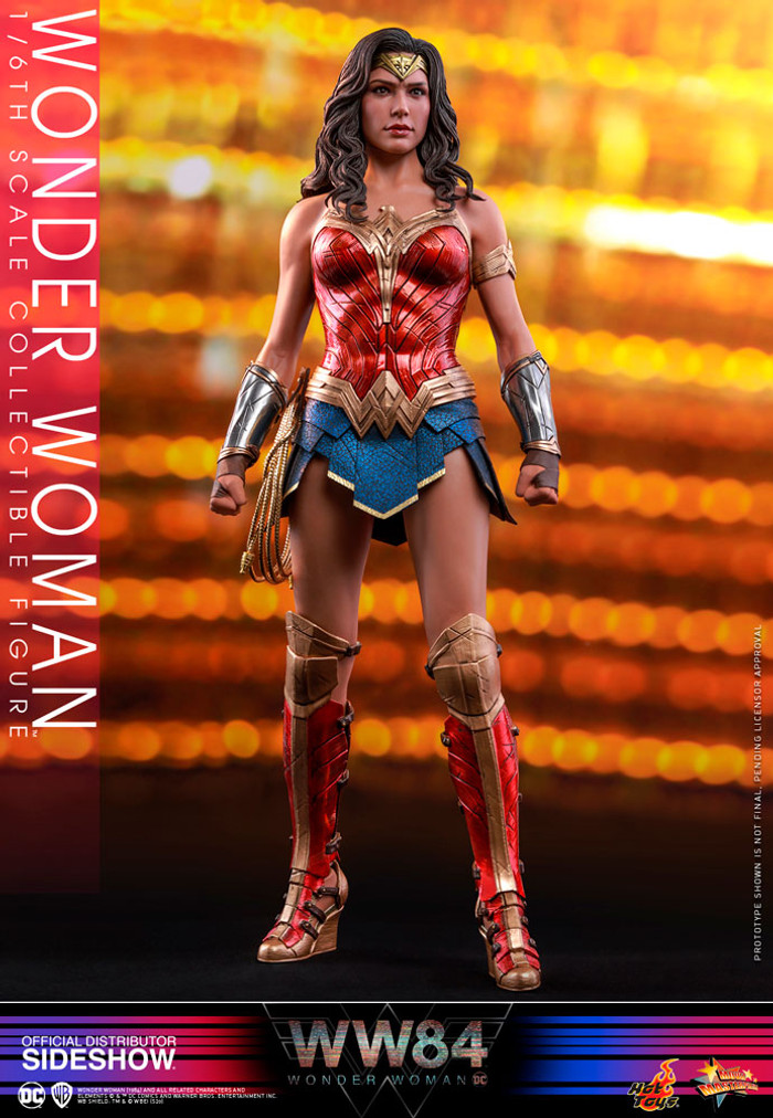 Hot Toys - Wonder Woman