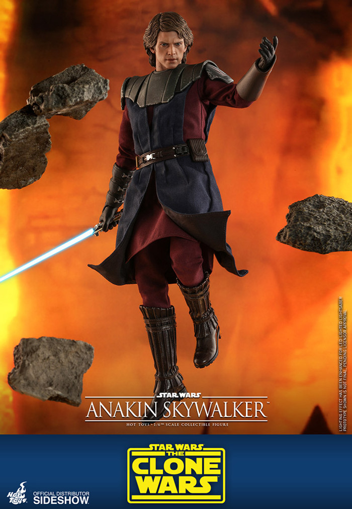 Hot Toys - Star Wars The Clone War - Anakin Skywalker