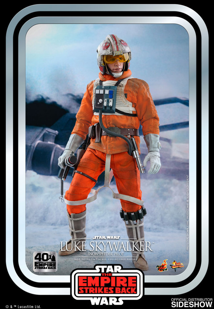 Hot Toys - Star Wars - The Empire Strikes Back - Luke Skywalker (Snowspeeder Pilot)