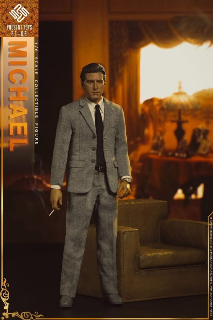 Present Toys - The Second Mob Boss