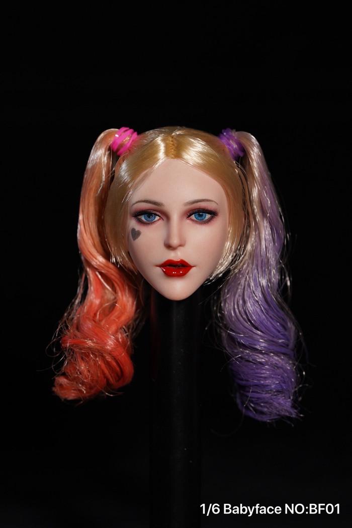 Babyface - Female Headsculpt