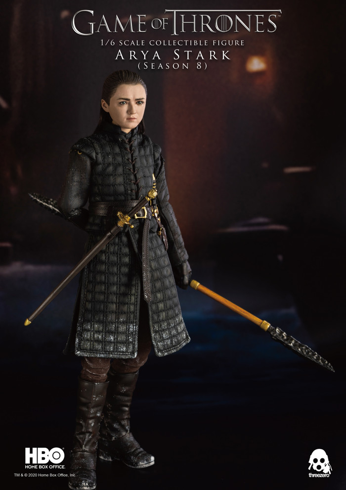Threezero - Game of Thrones Arya Stark Season 8