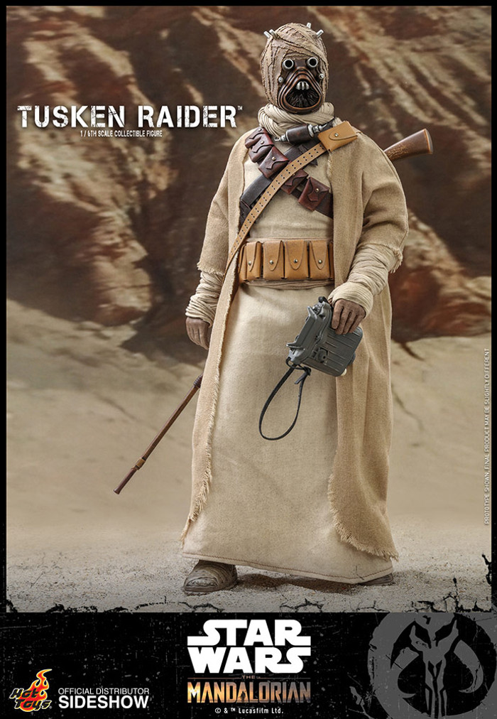 Hot Toys - Star Wars The Mandalorian - Tusken Raider