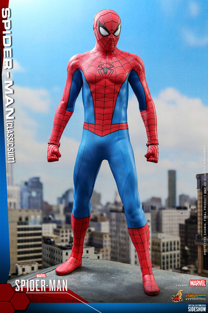 Hot Toys - Marvel's Spider-Man - Spider-Man (Classic Suit)