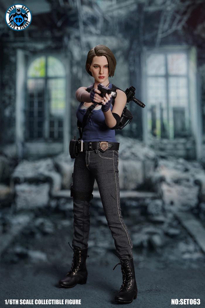 Super Duck - Female Police Tactical Unit Accessory Set