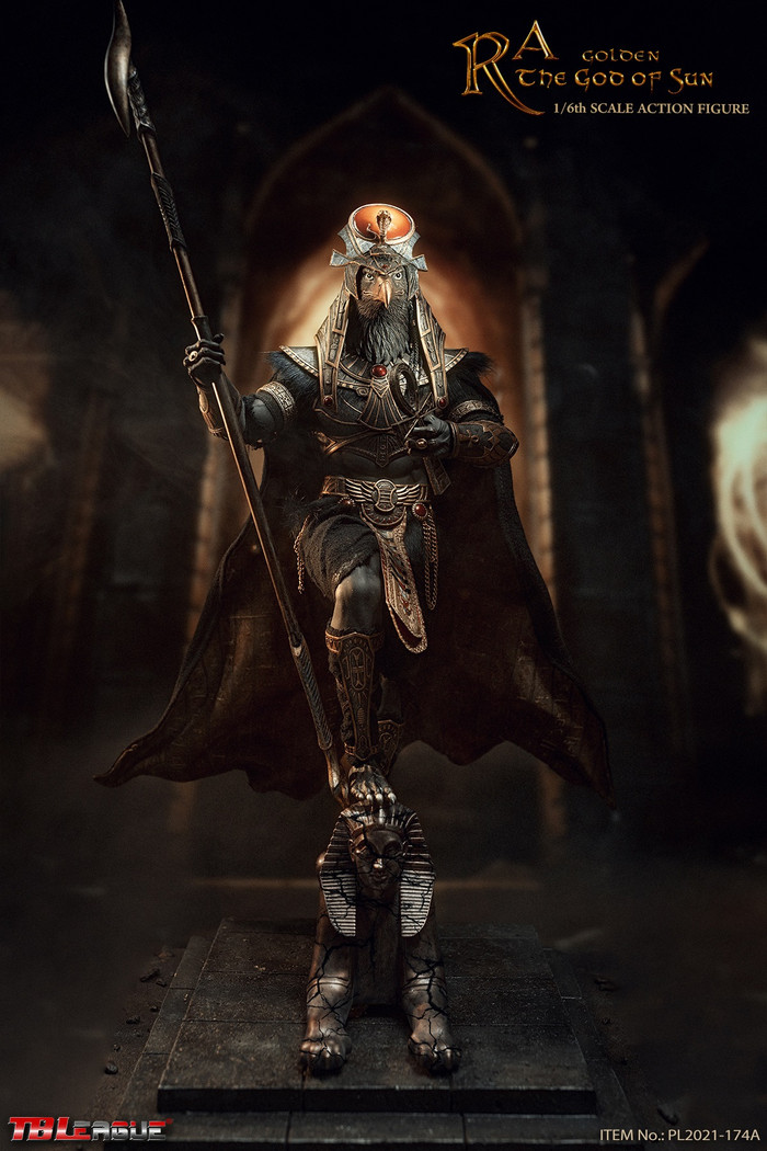 TBLeague - Ra The God of Sun - Golden