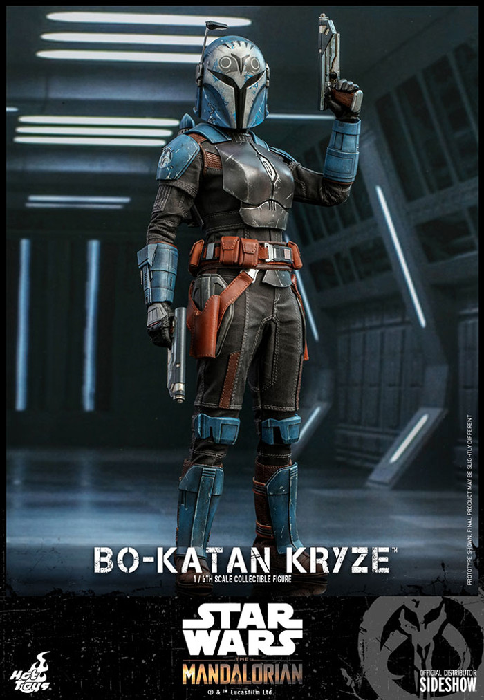 Hot Toys - Star Wars The Mandalorian - Bo-Katan Kryze