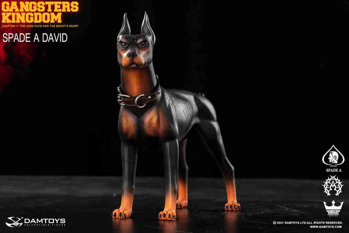 DAM Toys - Gangsters Kingdom Doberman