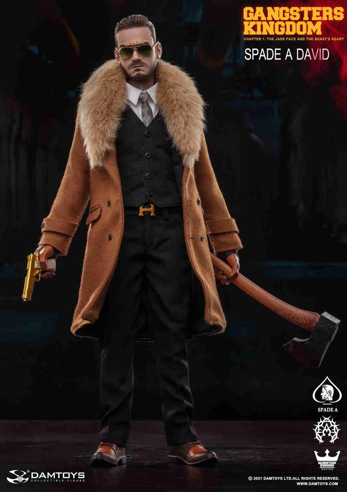 DAM Toys - Gangsters Kingdom Spade David