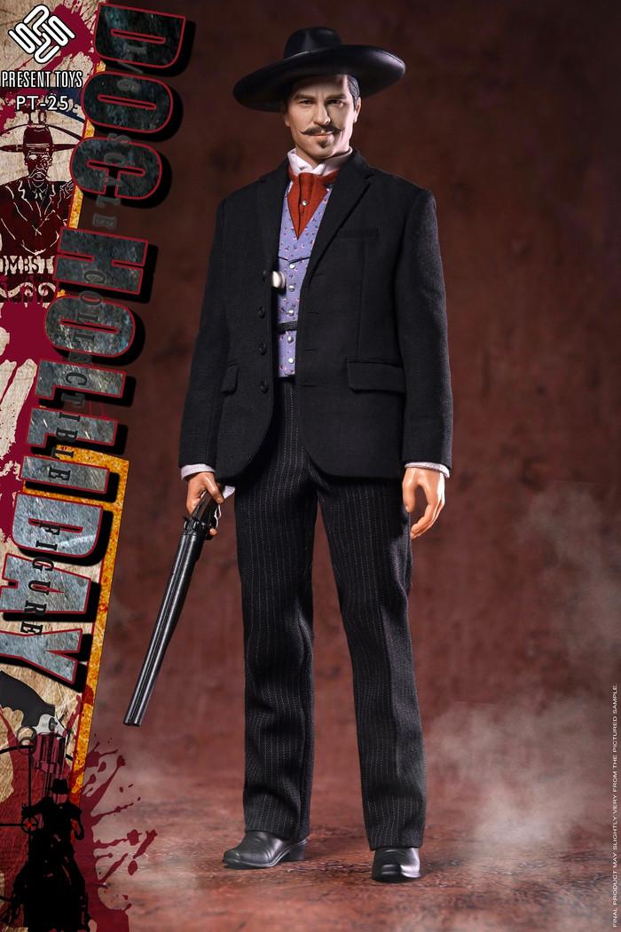 Present Toys - Legendary Gunner