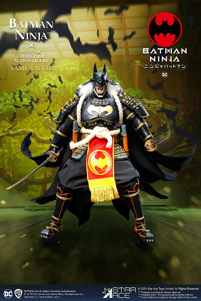Star Ace - Ninja Batman 2.0