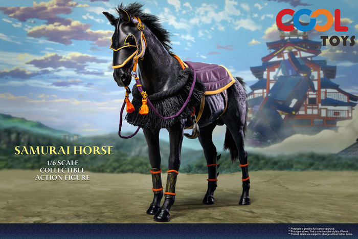 CoolToys - Samurai Horse