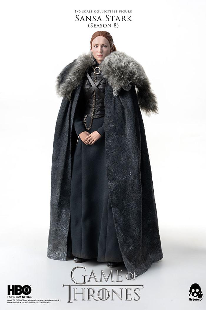 Threezero - Game of Thrones: Sansa Stark (Season 8)