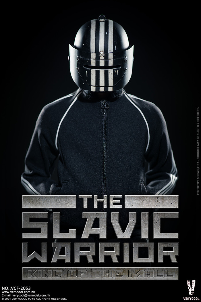 Very Cool - The Slavic Warrior