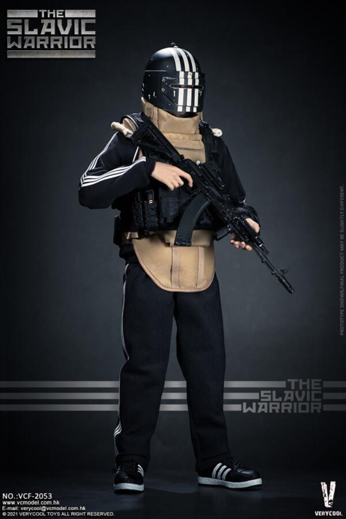 Very Cool - The Slavic Warrior