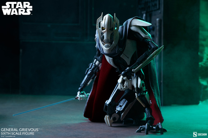 Sideshow - Star Wars: General Grievous