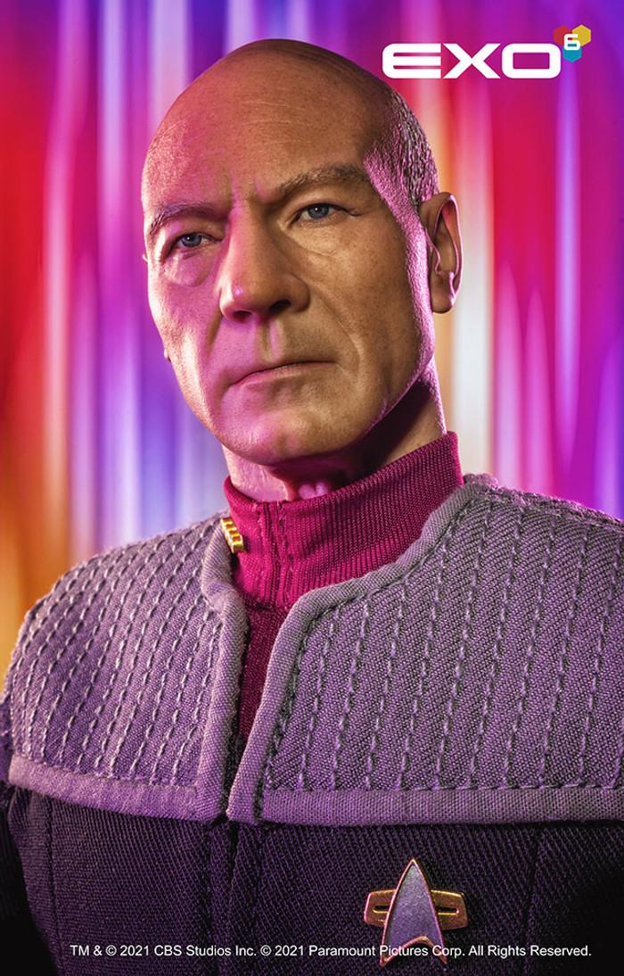 EXO-6 - Star Trek: First Contact - Captain Jean-Luc Picard