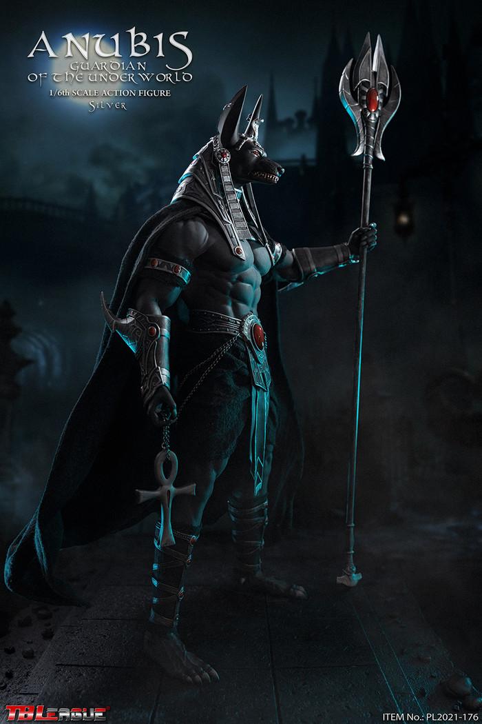 TBLeague - Anubis Guardian of The Underworld Silver
