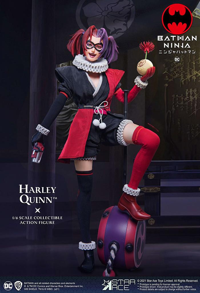 Star Ace - Batman Ninja: Harley Quinn [Deluxe Version]