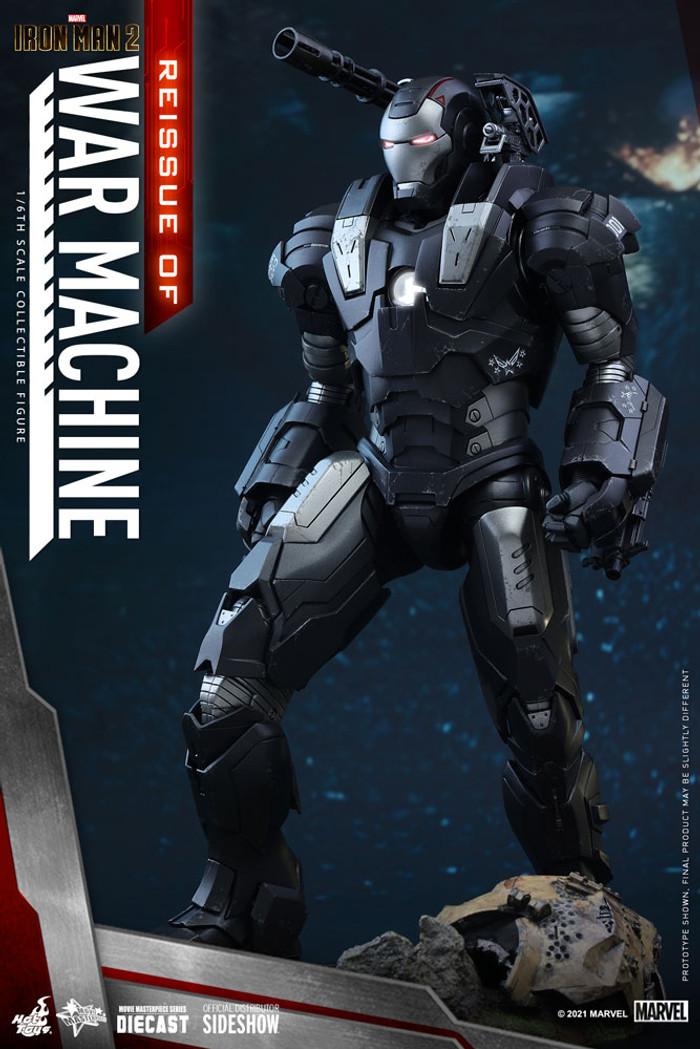 Hot Toys - Iron Man 2: War Machine [Reissue]