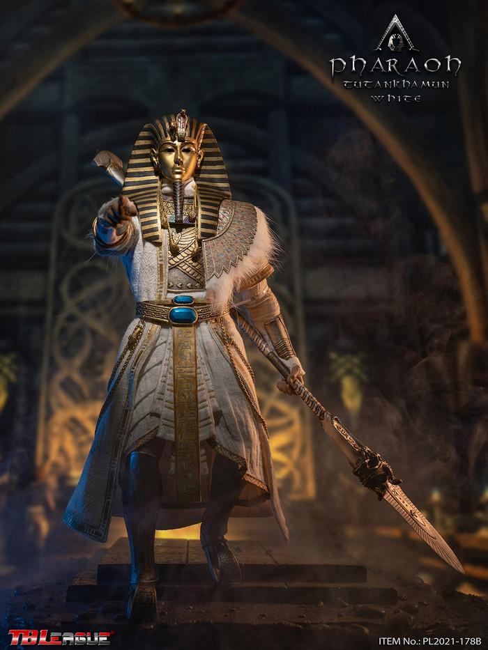 TBLeague - Pharaoh Tutankhamun - White