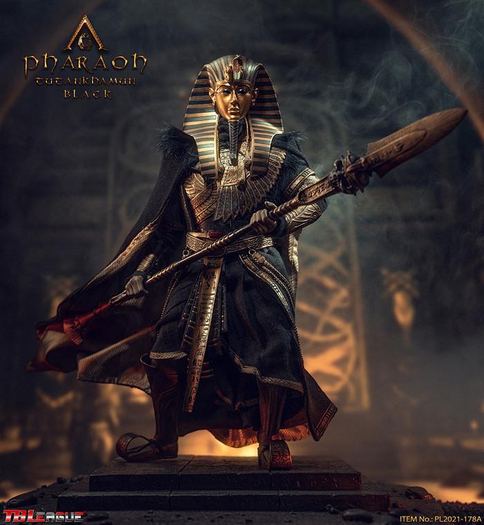TBLeague - Pharaoh Tutankhamun - Black