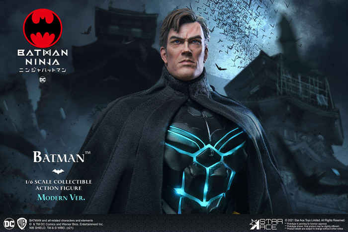 Star Ace - Batman Ninja: Modern Batman [Deluxe Version]