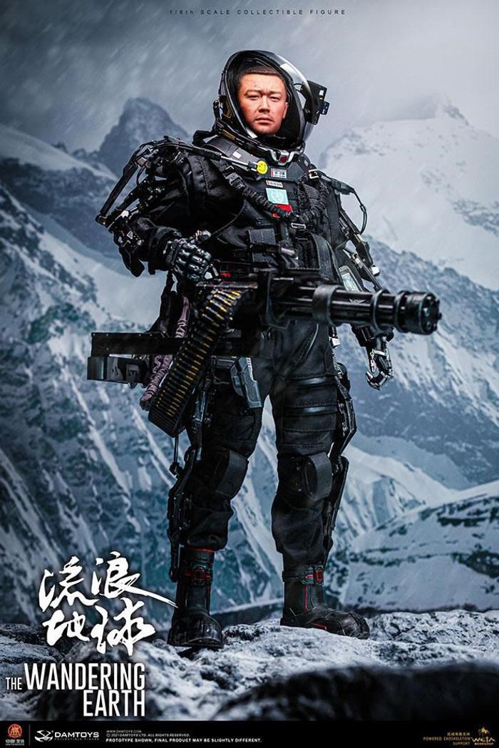 Dam Toys - The Wandering Earth: CN171-11 Rescue Unit Member Zhang Xiaoqiang