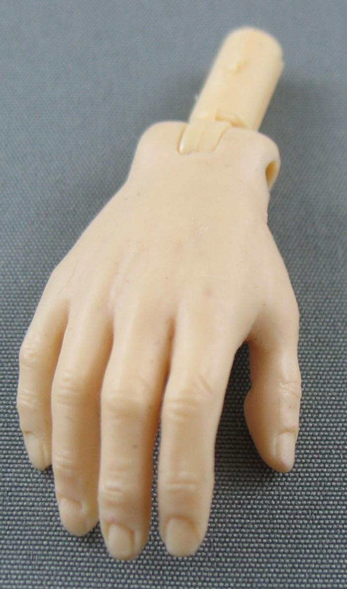 Medicom - Hand - Right Relaxed