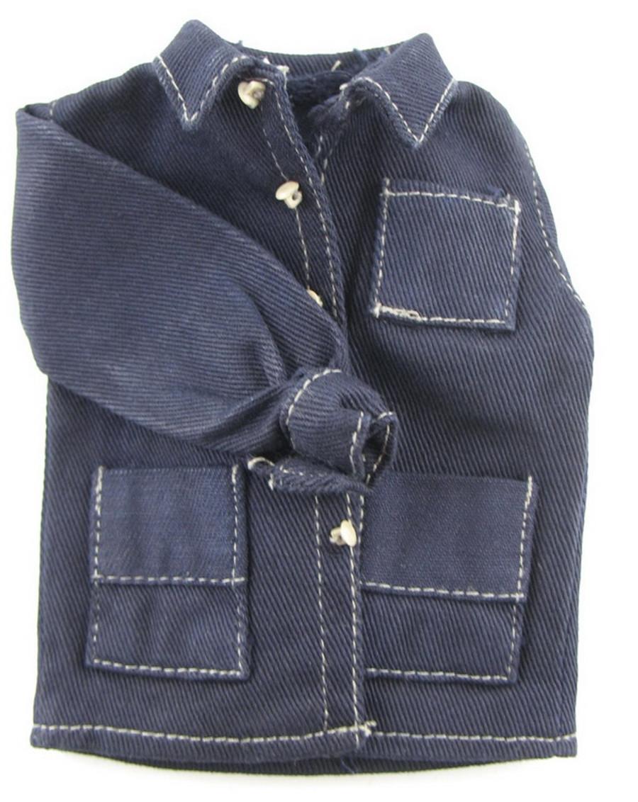 NewLine Minatures - Work Jacket - Black