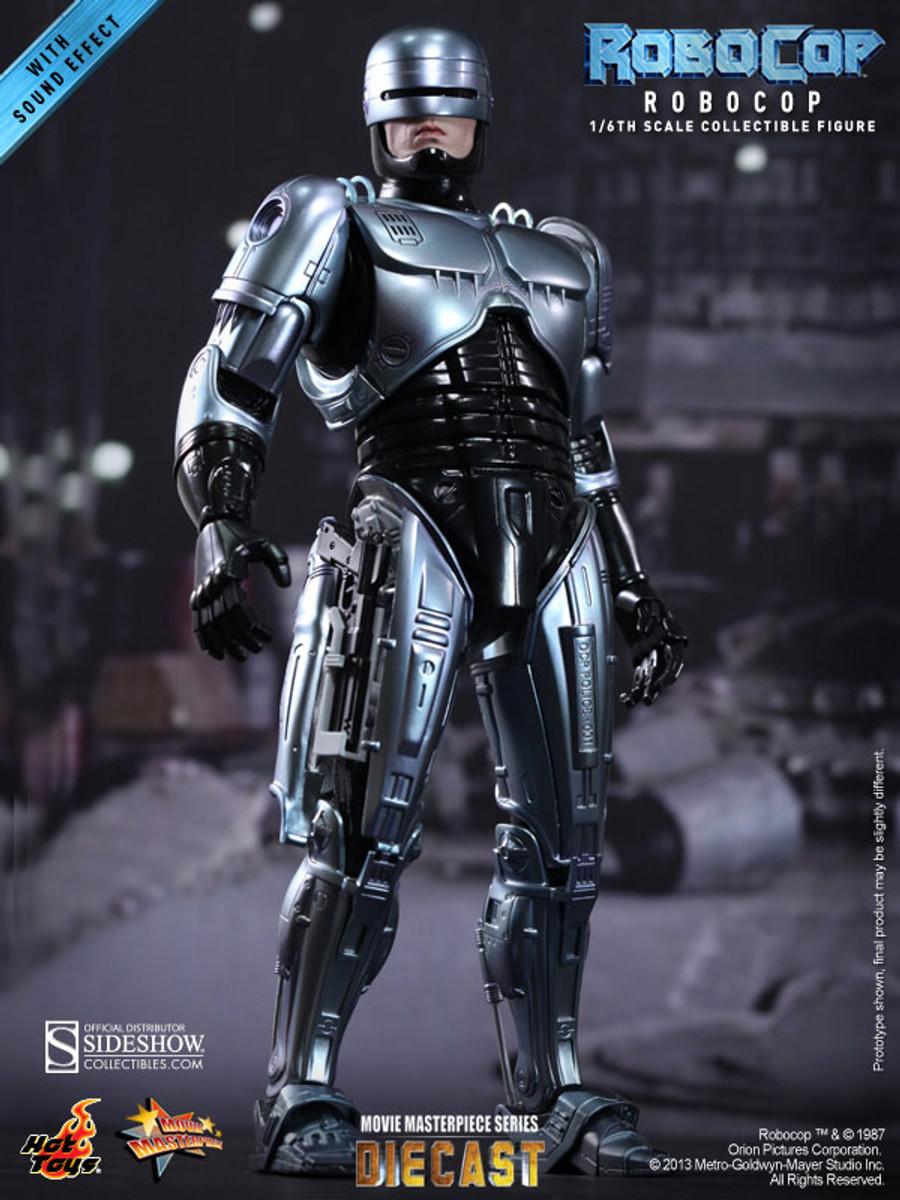 Hot Toys - Robocop - Diecast