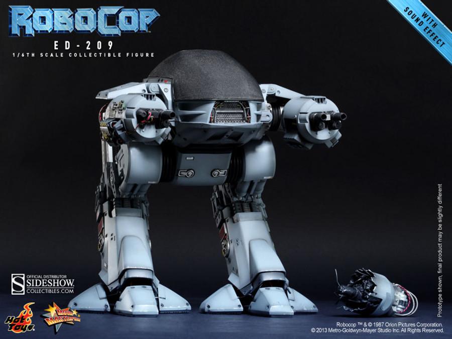 Hot Toys - Robocop - ED-209