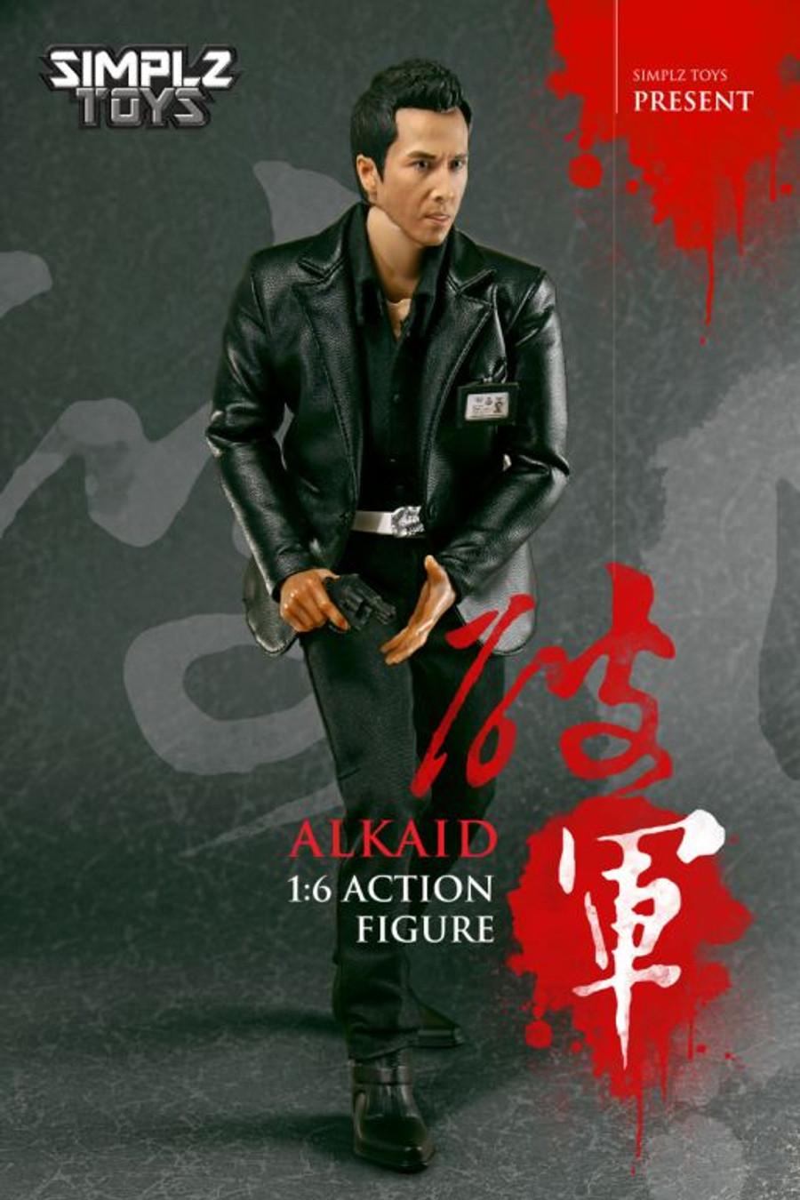 Simplz Toys - Alkaid - Donnie Yen