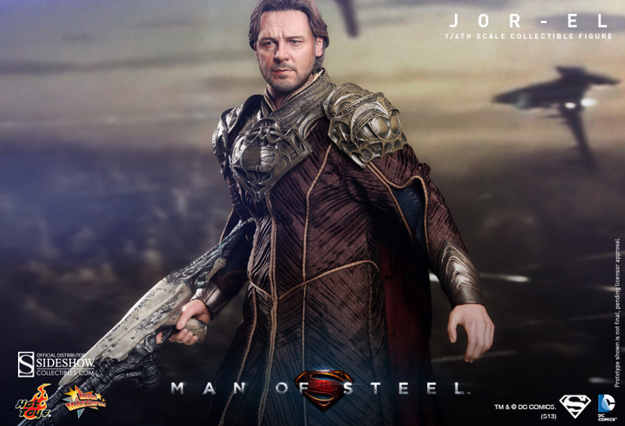 Hot Toys - Man of Steel - Jor-El