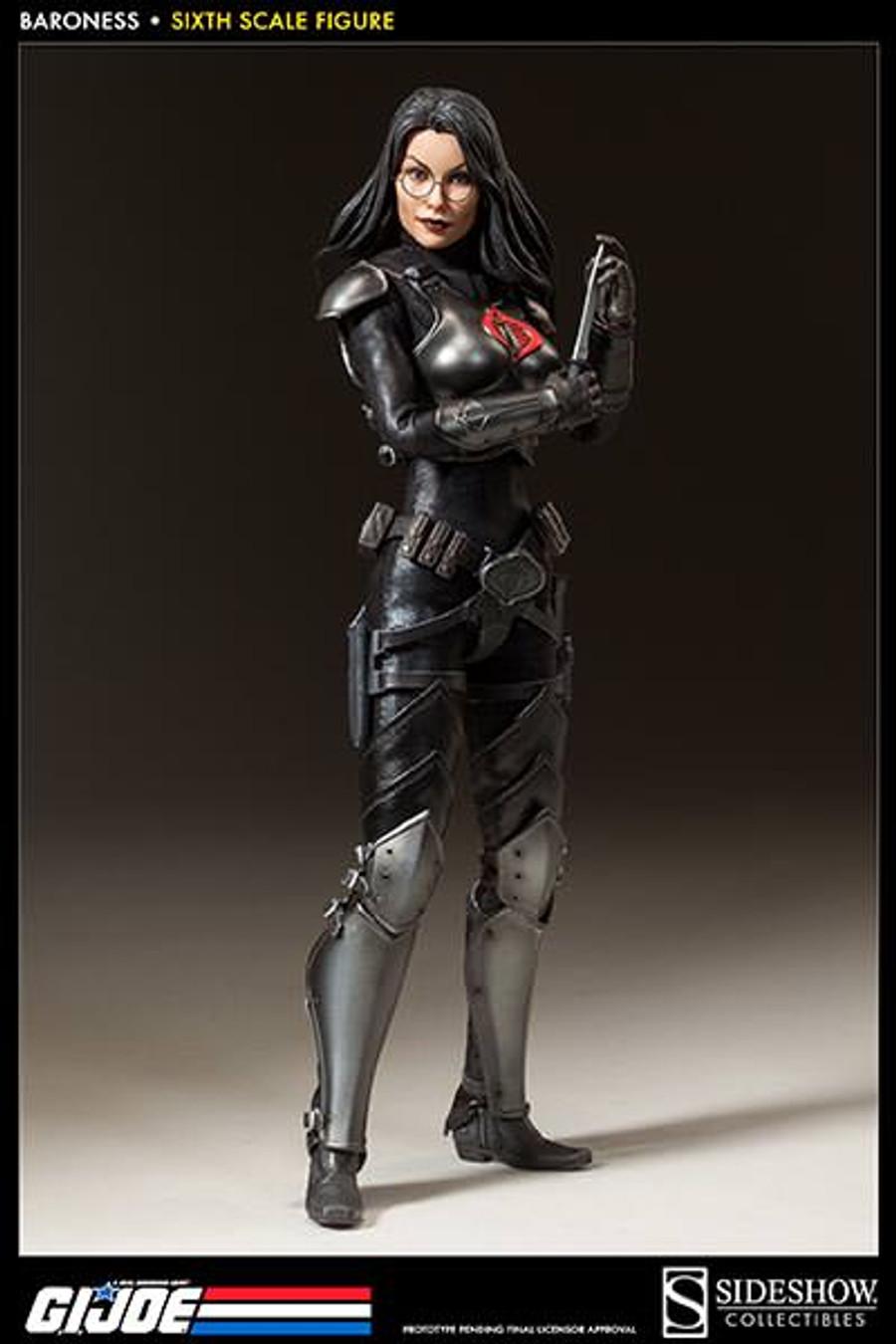 Sideshow - GI Joe - Baroness