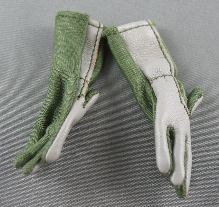DAM - Gloves - Olive/Grey