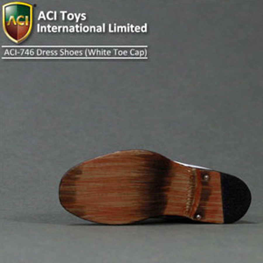 ACI - Dress Shoes - White Toe Cap