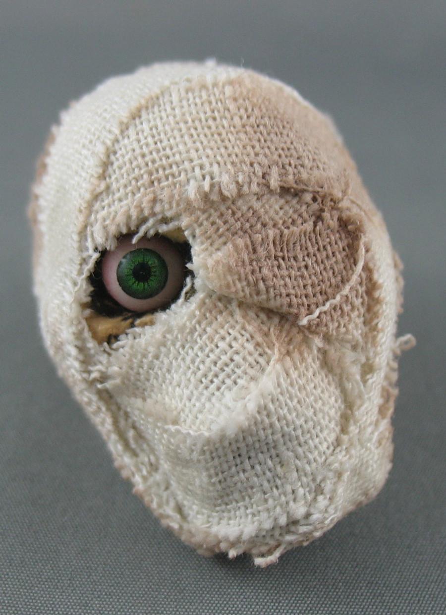 COO Model - Head - Bandaged