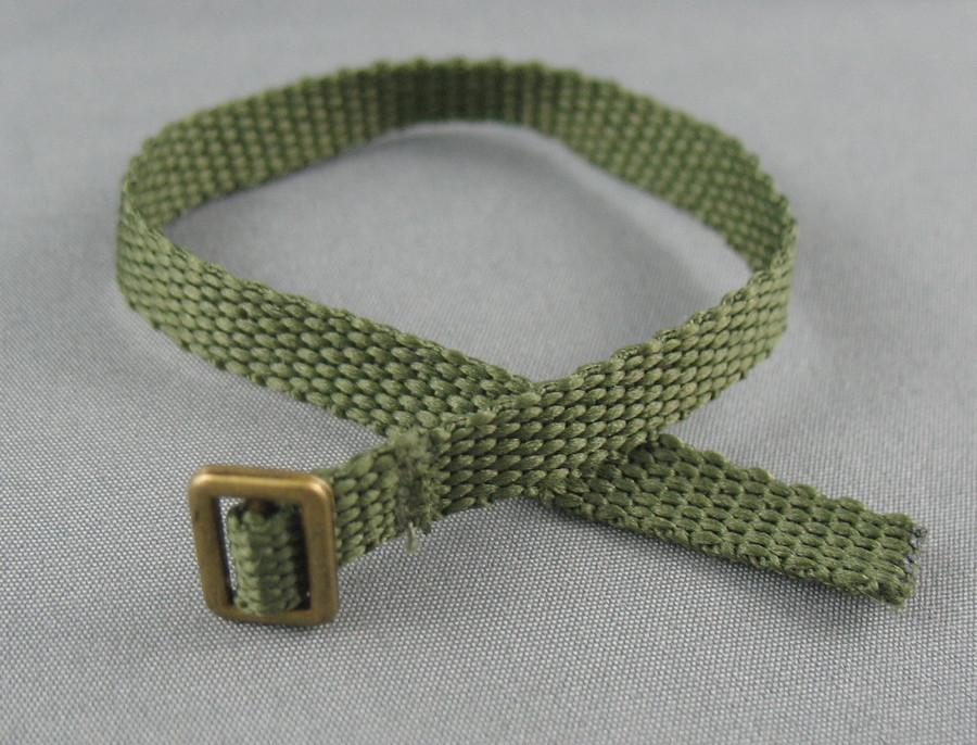 Wolfking - Duty Belt - Green
