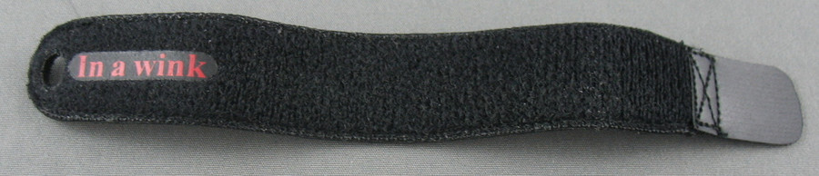 DAM - Weight Belt - Velcro - Black