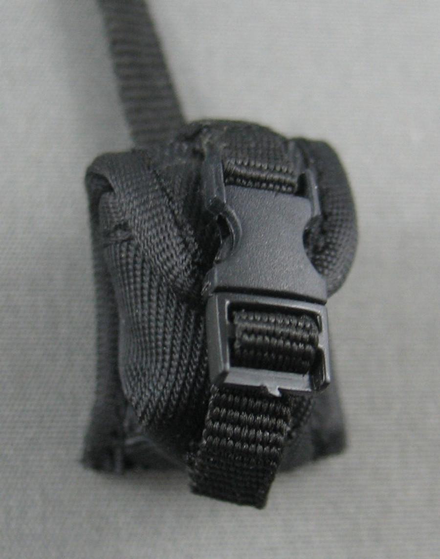 Virtual Toys - Grenade Pouch - Black