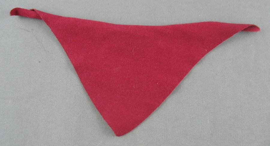 Coo Model - Bandanna - Red