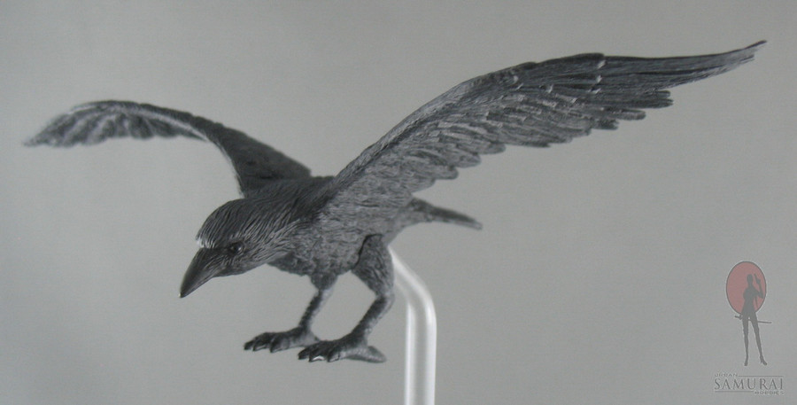 Hot Toys - Animal - Crow /w Stand