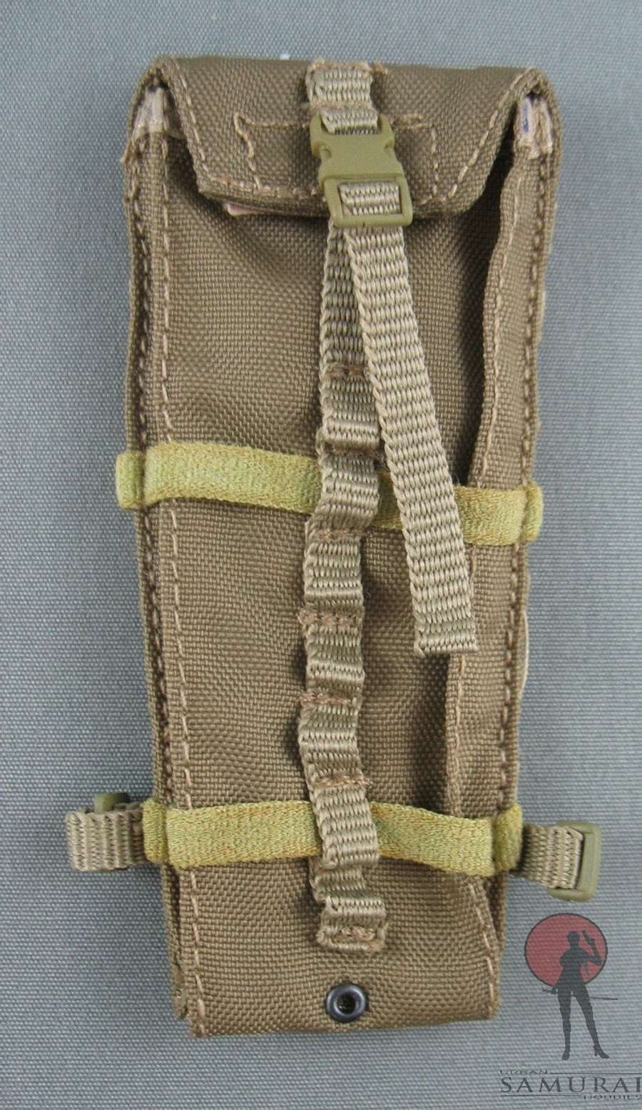 Soldier Story - Hydration Carrier - MOLLE /w Tube - Tan