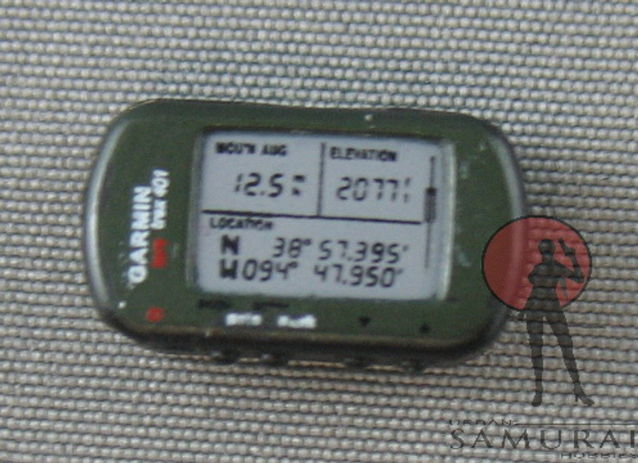 DAM - GPS - Foretrex 401